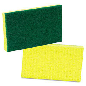 3M Scotch-Brite™ Medium-Duty Scrubbing Sponges