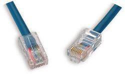 SignaMax C5E Series Cat 5e Cable Assemblies 7 ft Blue