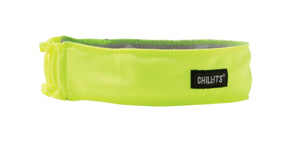 Ergodyne Chill-Its® 6605 High-Performance Headbands One Size Fits Most Lime