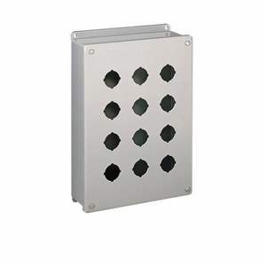 nVent HOFFMAN PB1S Series Push Button N4X Enclosures