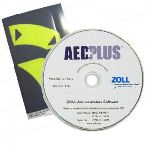 Zoll AED Plus 2010 Guidelines Single Kit Upgrades