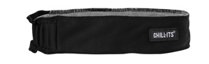 Ergodyne Chill-Its® 6605 High-Performance Headbands One Size Fits Most Black
