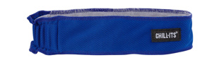 Ergodyne Chill-Its® 6605 High-Performance Headbands One Size Fits Most Blue