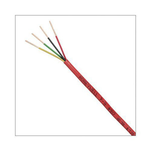 Multi-Conductor Unshielded Electronic Cable 14 AWG 1000 ft Reel Red