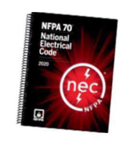 NFPA 70, National Electrical Code (NEC) Spiralbound 2020