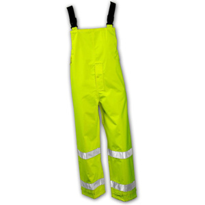 Tingley Icon™ Series Hi-Vis Overalls Large Lime Waterproof