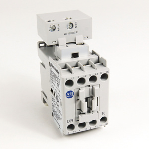 Rockwell Automation 100-C Contactors 9 A 110/120 V