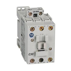 Rockwell Automation 100-C Contactors 30 A 110/120 V