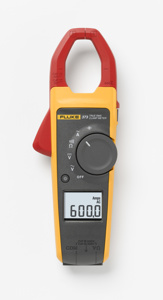 Fluke Electronics Fluke 370 Fluke Connect® Series True-rms Wireless AC/DC Clamp Meters 6000 Ω