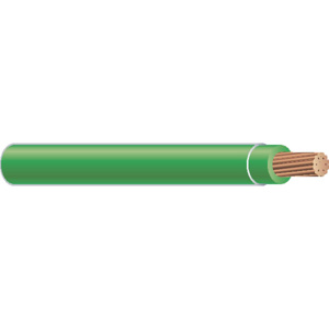 Southwire Copper THHN Wire 1250 ft CoilPak Green Stranded 10 AWG