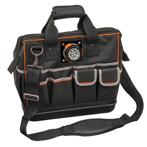 Klein Tools Tradesman Pro™ Lighted Tool Bags