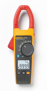 Fluke Electronics Fluke 370 Fluke Connect® Series True-rms Wireless AC/DC Clamp Meters 60 kΩ