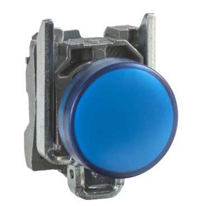 Square D Harmony® XB4 22 mm Pilot Lights Blue